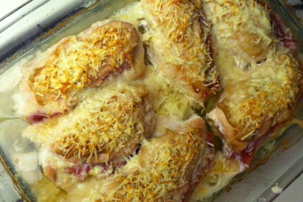 ChickenCordonBleuAvecMoutarde