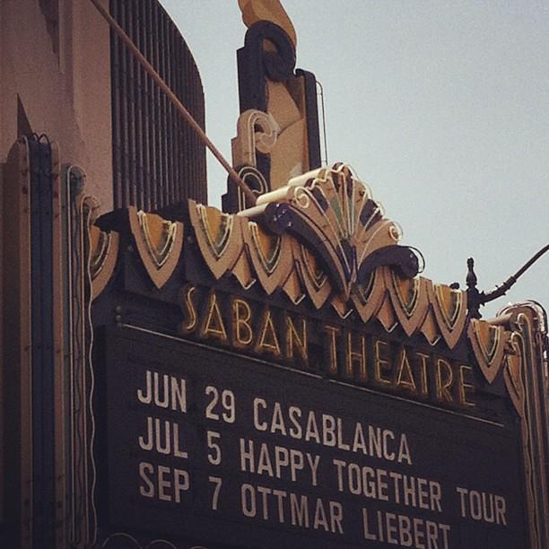 Saban Theater Casablanca