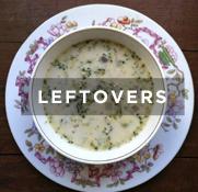 Leftoevers
